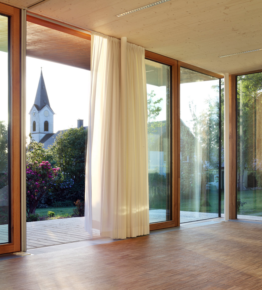 Architekten Stein Hemmes Wirtz Dietrich Bonhoeffer Haus