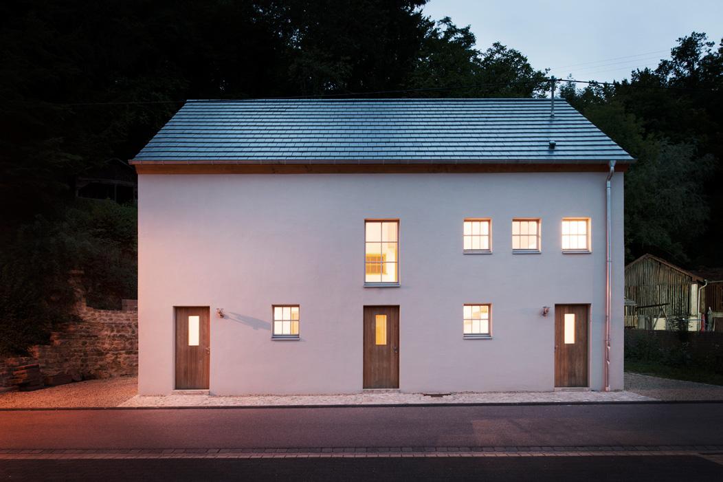 architekten stein hemmes wirtz | scheune minden, Attraktive mobel