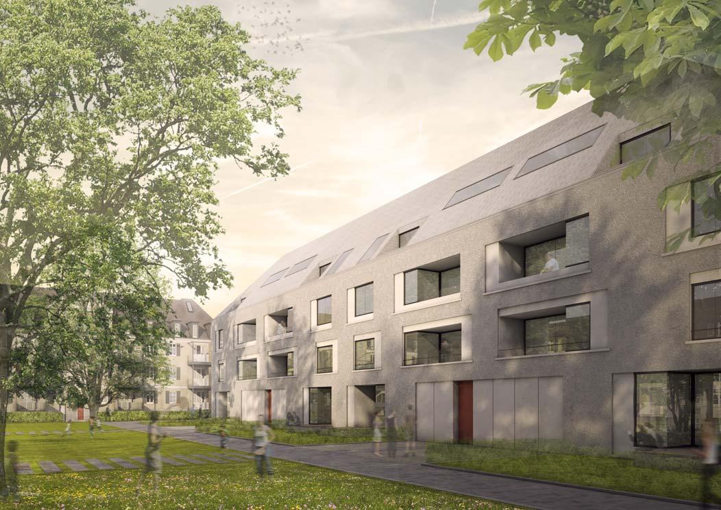 Architektur schnitt galerie von wohndesign for Wohndesign leipzig